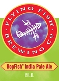 Flying Fish Hopfish IPA Beer