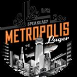 Speakeasy Metropolis Lager Beer