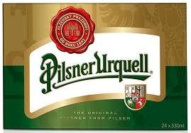 Pilsner Urquell beer Label Full Size