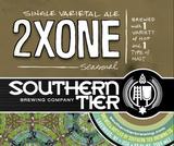 Southern Tier 2XOne beer