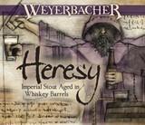 Weyerbacher Heresy 2013 beer
