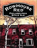 Philadelphia Rowhouse Red beer