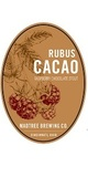 MadTree Rubus Cacao beer