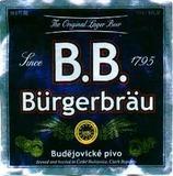 BB Burgerbrau beer