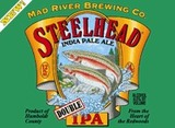 Mad River Steelhead Double IPA beer