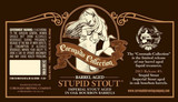 Coronado Barrel Aged Stupid Stout Beer