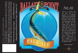 Ballast Point Yellowtail Pale Ale beer