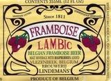 Lindeman's Framboise Beer