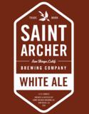 Saint Archer White Ale beer