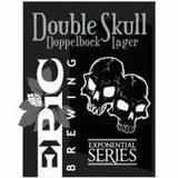 Epic Double Skull Doppelbock beer