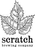 Scratch Barrel Aged Sahti with Brett beer