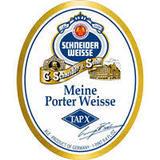 Schneider Weisse Tap X Meine Porter Weisse beer