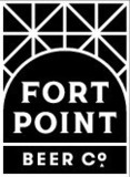 Fort Point KSA Kolsch Beer