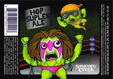 Saucony Creek Hop Suplex Ale beer