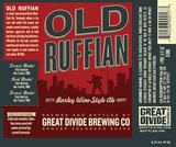 Great Divide Old Ruffian Barley Wine beer