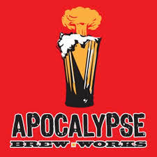 Apocalypse Brew Cocoa Stout beer Label Full Size