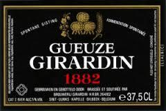 Girardin Gueuze beer Label Full Size