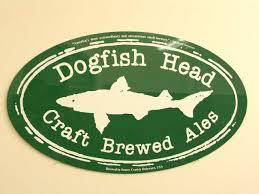 Dogfish Head Badonka-Dunkel beer Label Full Size