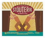 De La Senne Stouterik beer