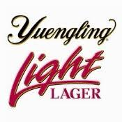 Yuengling Light Lager beer Label Full Size