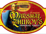 Cigar City Rum Barrel Aged Marshal Zhukov's Imperial Stout beer