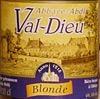 Val Dieu Blonde beer