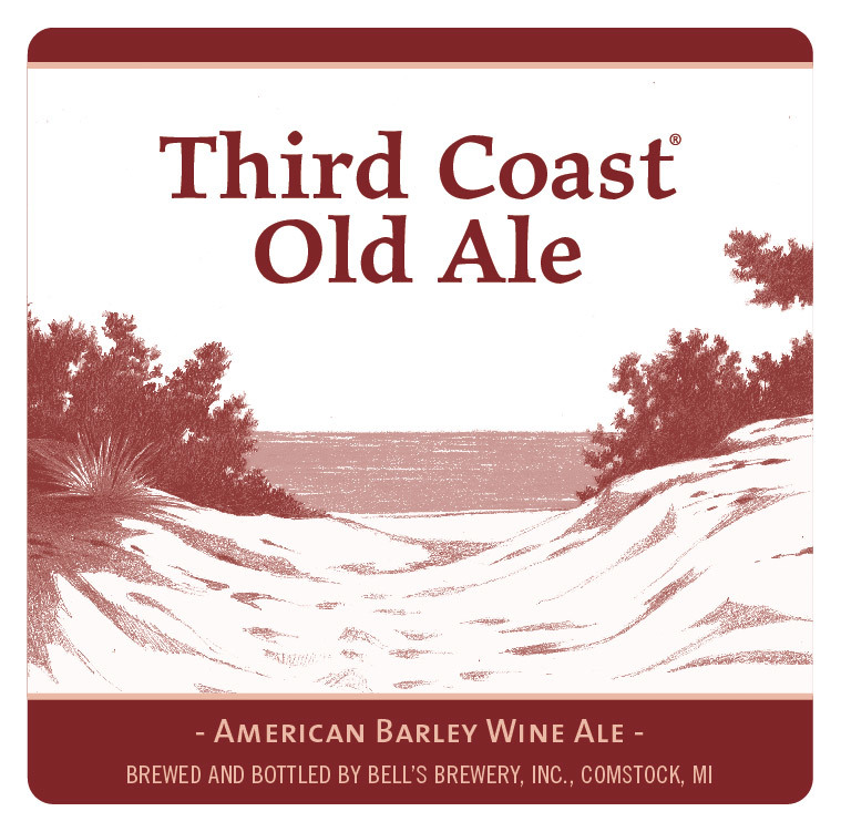 Bell's Third Coast Old Ale beer Label Full Size