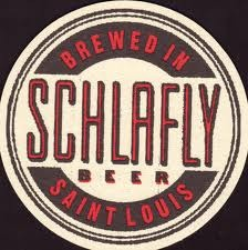 Saint Louis Hoppy Wheat beer Label Full Size