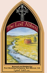 Lost Abbey Red Barn Ale Beer