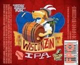 Horny Goat Wisconzin IPA beer