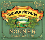 Sierra Nevada Nooner Session IPA beer