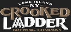 Crooked Ladder Sundown Stout beer Label Full Size