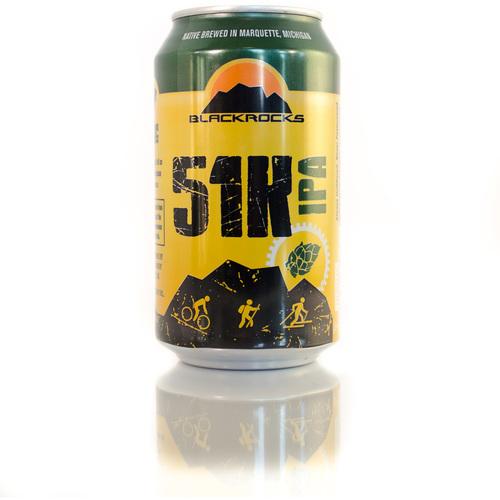 Blackrocks 51K IPA Beer