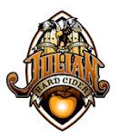 Julian Hard Cider RazzMaTazz beer