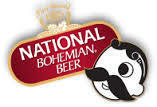 Pabst National Bohemian beer Label Full Size