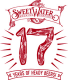 SweetWater 17th Anniversary Farmhouse Saison beer