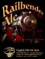 Erie Railbender Ale beer Label Full Size