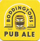 Boddingtons Pub Ale Beer
