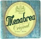 Menabrea Original beer