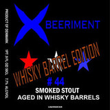 Xbeeriment Whiskey Barrel Aged #44 Beer