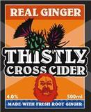 Thistly Cross Real Ginger Cider Beer