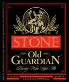 Stone Old Guardian Barleywine 2009 Beer