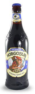 Wychwood Refresh Hobgoblin beer Label Full Size