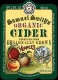 Samuel Smith's Organic Apple Cider Beer