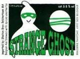 Fantome Strange Ghost beer
