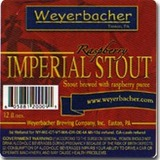 Weyerbacher Raspberry Imperial Stout beer