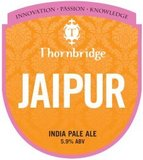 Thornbridge Jaipur IPA beer