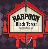 Harpoon Black Forest beer