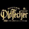 Bitter Old Fecker Kaplan beer Label Full Size