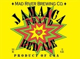 Mad River Jamaica Red Ale beer